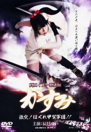 Lady Ninja Kasumi, Serie di (2005 - 2009) Lady_n17