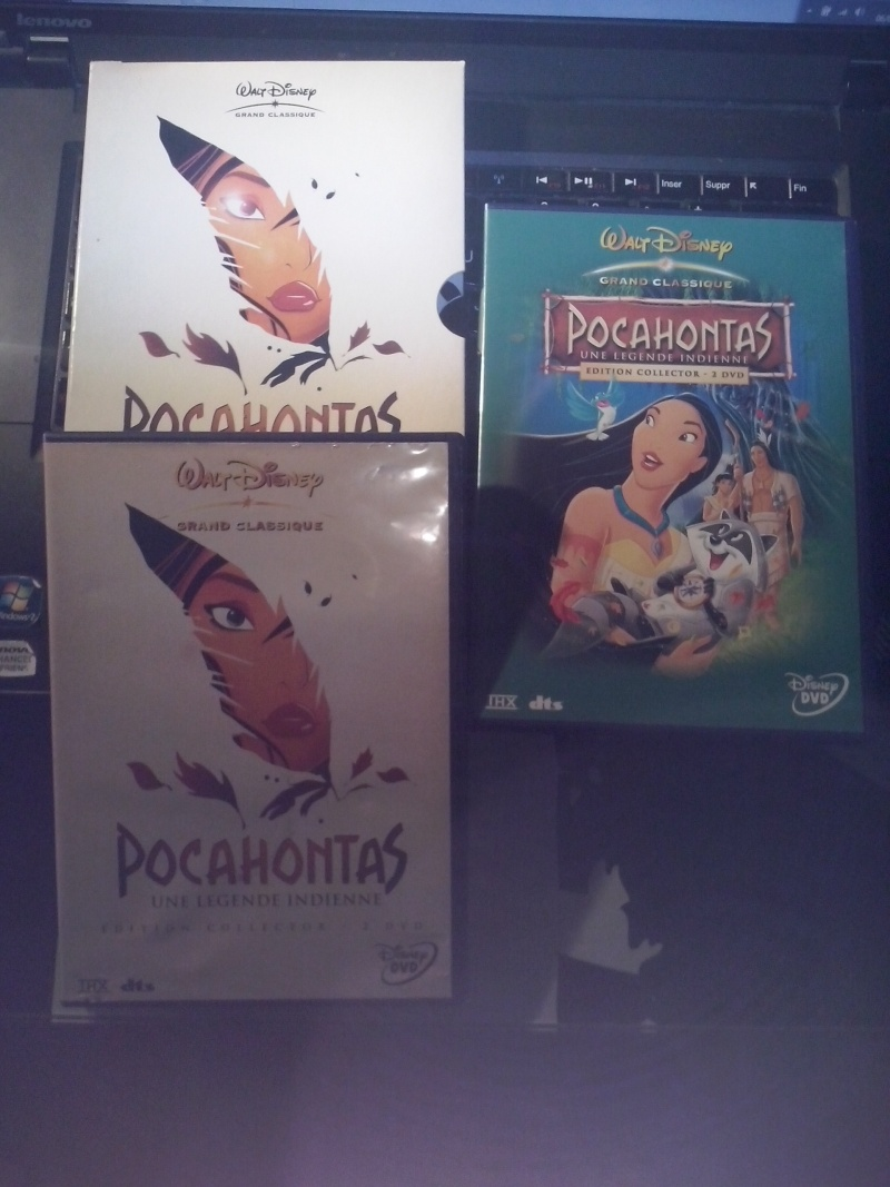 [Photos] Postez les photos de votre collection de DVD et Blu-ray Disney ! - Page 3 Cam01011
