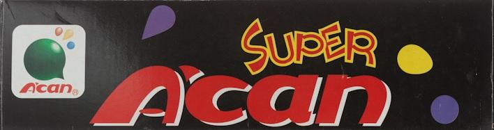 [Console]  Super A'can (Funtech Entertainment Corp) 1995. 0013