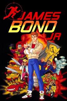 JAMES BOND JR (Hasbro) 1991 00a10