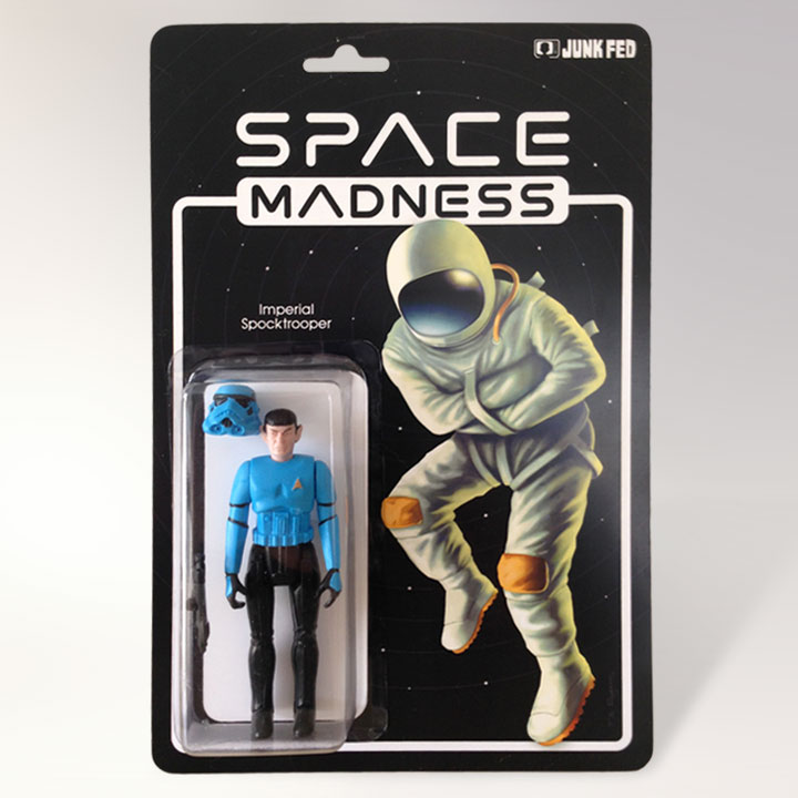SPACE MADNESS (Junk Fed) 2014  0111