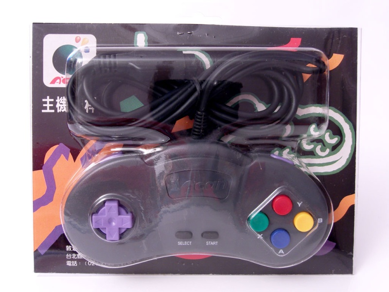 [Console]  Super A'can (Funtech Entertainment Corp) 1995. 0413