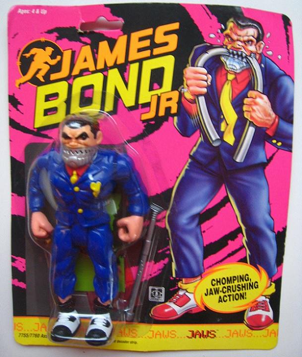 JAMES BOND JR (Hasbro) 1991 0912