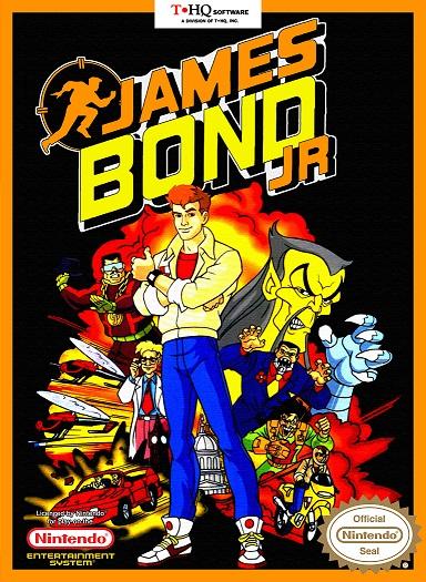 JAMES BOND JR (Hasbro) 1991 1612