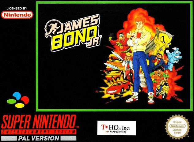 JAMES BOND JR (Hasbro) 1991 1711
