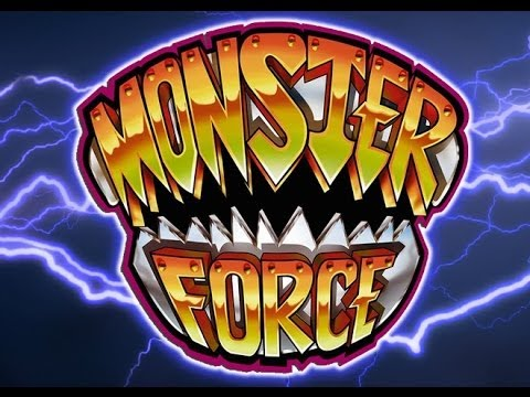 MONSTER FORCE (Playmates) 1994 Mo00a10