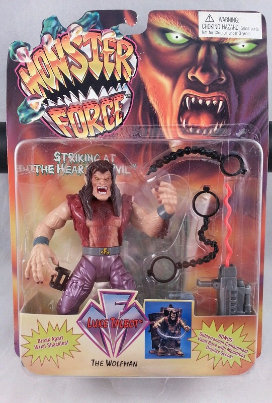 MONSTER FORCE (Playmates) 1994 Mo0110