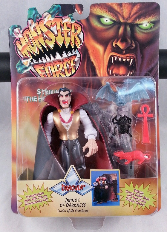 MONSTER FORCE (Playmates) 1994 Mo0210