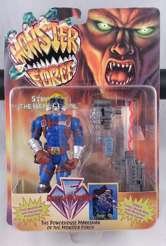 MONSTER FORCE (Playmates) 1994 Mo0310