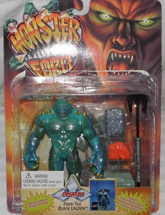 MONSTER FORCE (Playmates) 1994 Mo0410