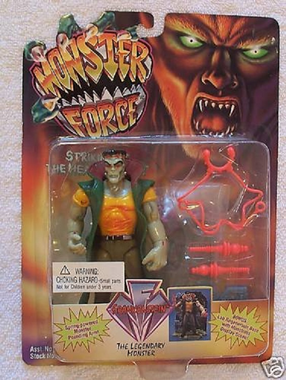 MONSTER FORCE (Playmates) 1994 Mo0510