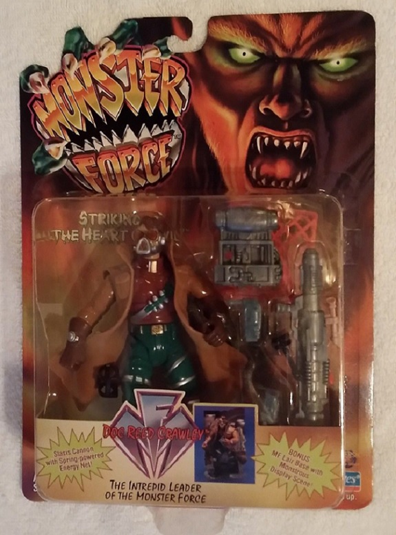 MONSTER FORCE (Playmates) 1994 Mo0610