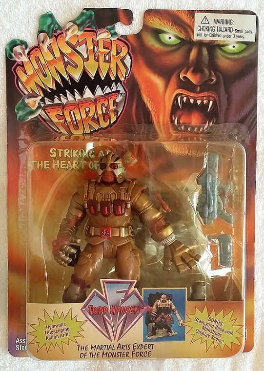 MONSTER FORCE (Playmates) 1994 Mo0710