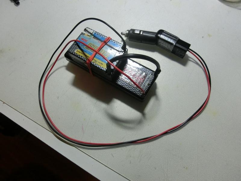 Faiblesse de la batterie Booste10