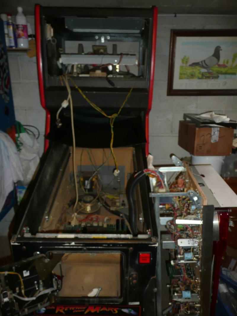 Projet : Restauration Pinball 2000 Revenge From Mars [TERMINE] P1130223