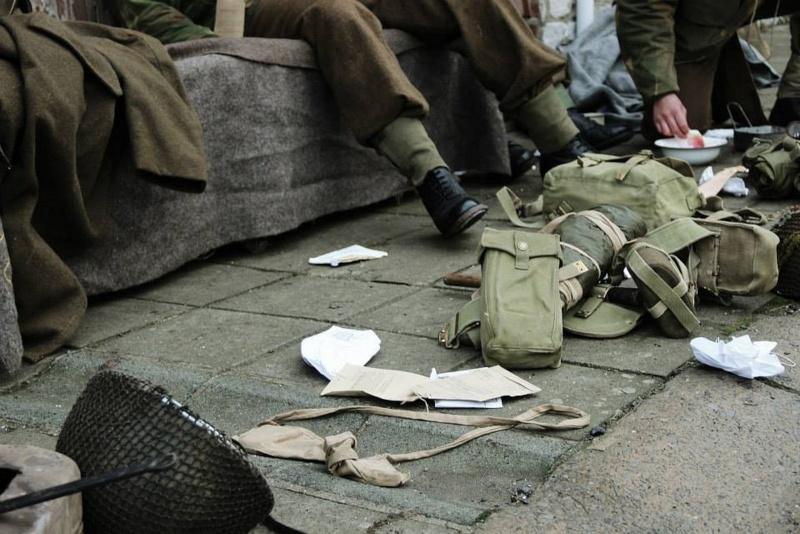 Commémorations de la bataille de BURE (Ardennes belges) 10891910