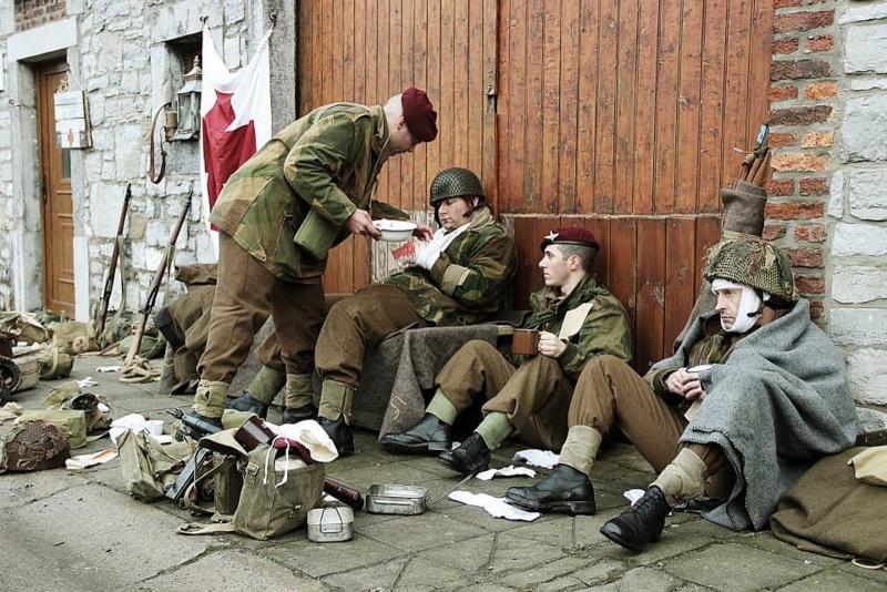 Commémorations de la bataille de BURE (Ardennes belges) 10897810