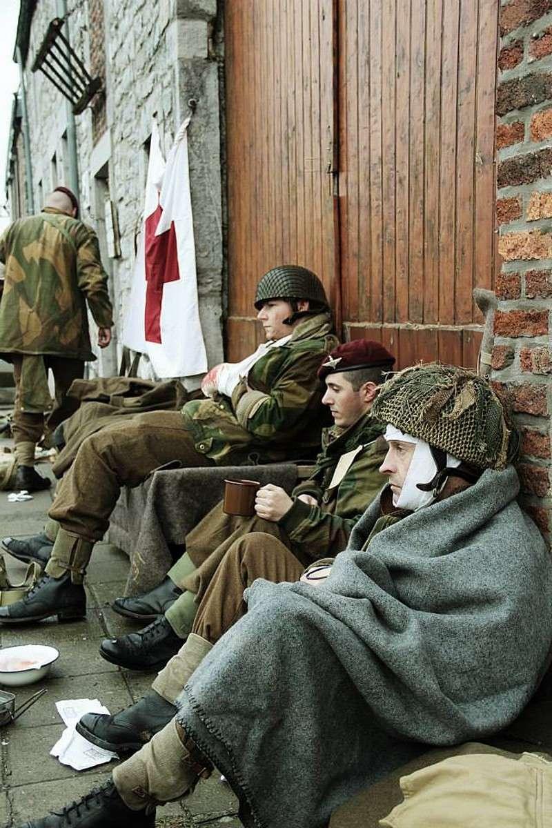 Commémorations de la bataille de BURE (Ardennes belges) 10906010