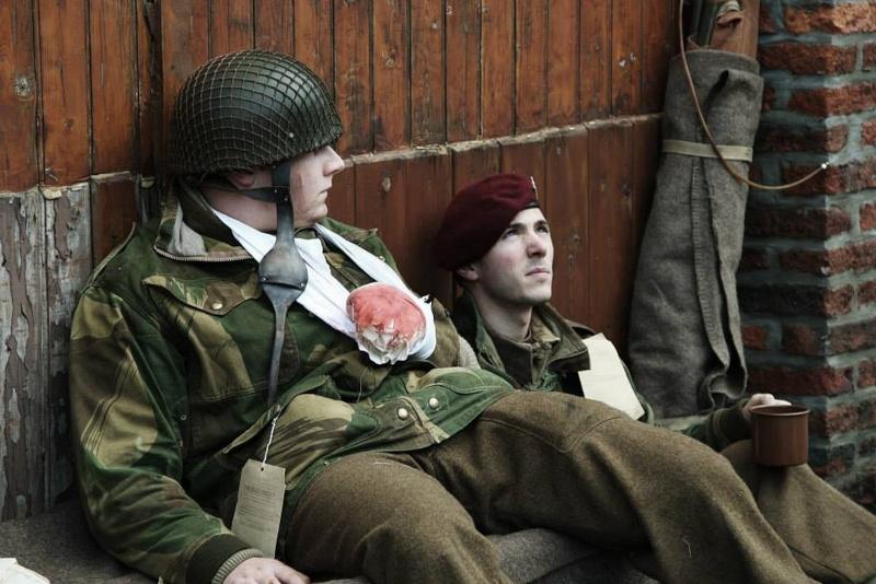 Commémorations de la bataille de BURE (Ardennes belges) 10917310
