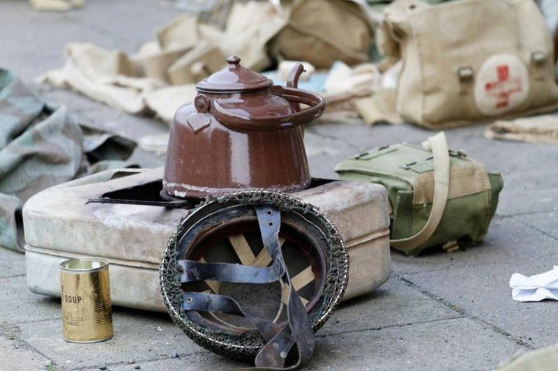 Commémorations de la bataille de BURE (Ardennes belges) 25041310