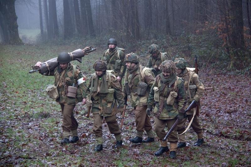 Commémorations de la bataille de BURE (Ardennes belges) Img_1817