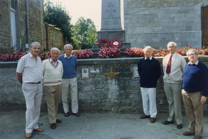 Commémorations de la bataille de BURE (Ardennes belges) Left_t10