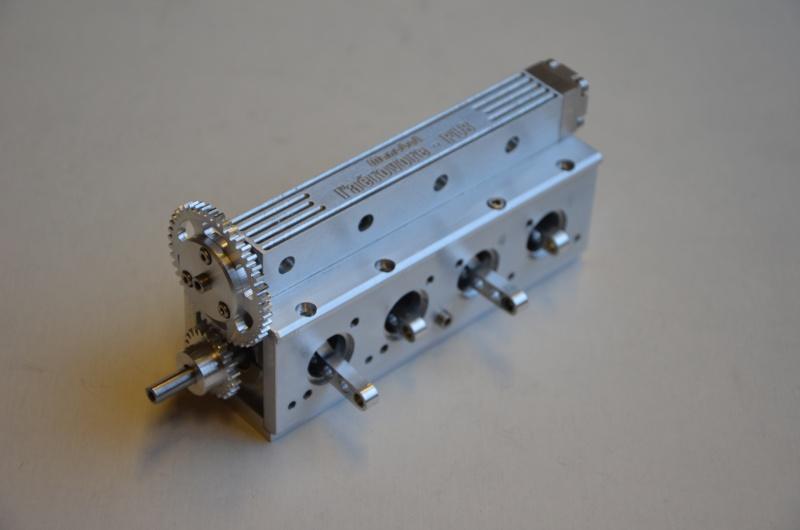 Moteur à air comprimé - 8 cylindres à plat Bas_mo14