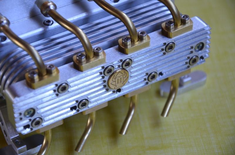 Moteur à air comprimé - 8 cylindres à plat Montag13
