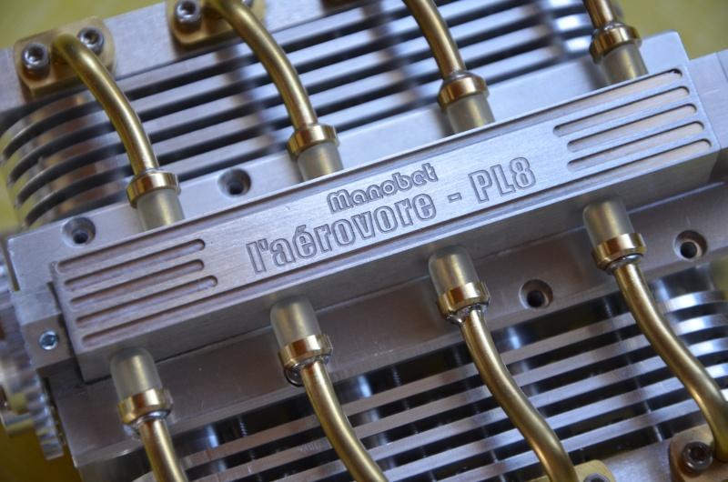 Moteur à air comprimé - 8 cylindres à plat Montag15