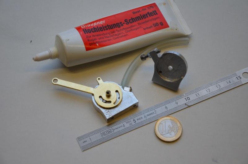 Moteur à air comprimé - 8 cylindres à plat Vanne_11