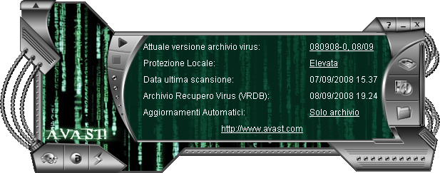Programmi utili Avast10