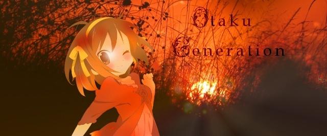 Otaku Generation