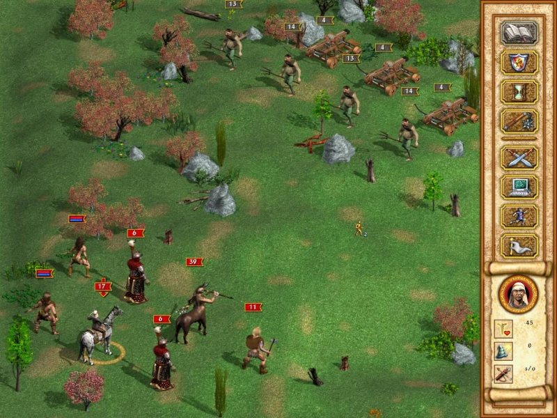 [RT] Heroes of Might & Magic IV - 2002 - PC Acran_10