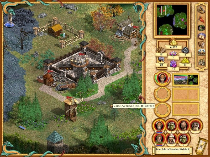 [RT] Heroes of Might & Magic IV - 2002 - PC Forter10