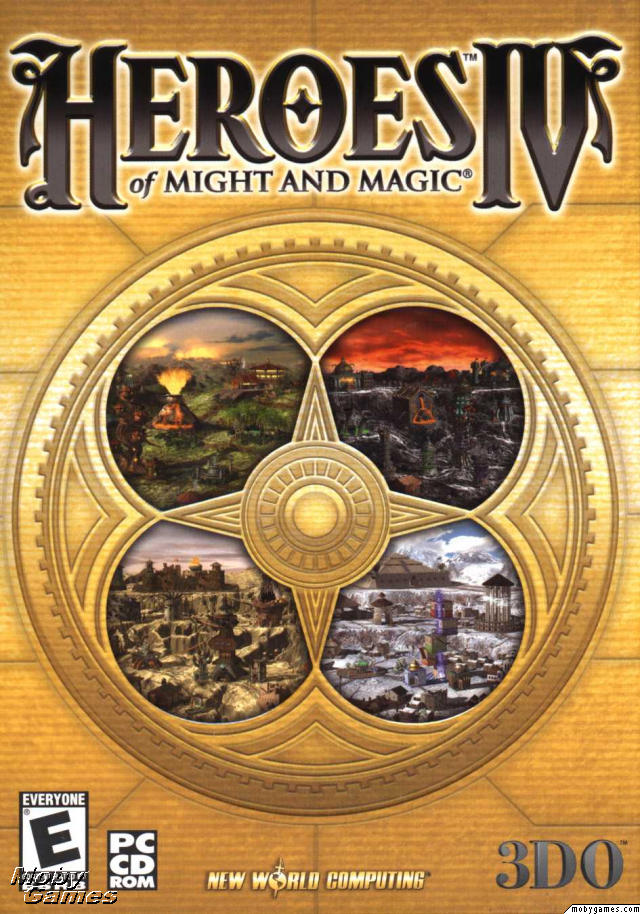 [RT] Heroes of Might & Magic IV - 2002 - PC Homm_i10