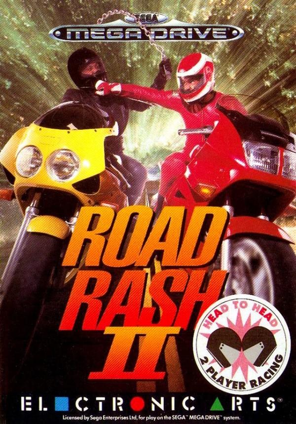 [RT] Road Rash II - 1992 - MegaDrive Road_r10