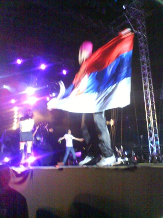 Koncert u Srbiji!!!!  7.9.2008. Dsc01931