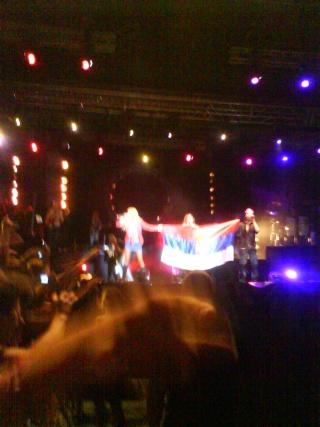 Koncert u Srbiji!!!!  7.9.2008. Dsc02011