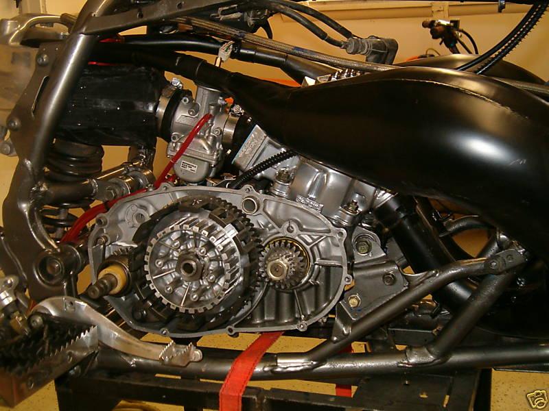 chassis 450 yfz avec moteur banshee - Page 2 Byrhon10