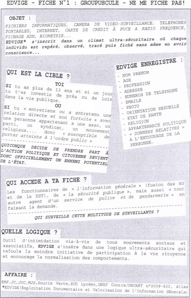 EDVIGE - NE ME FICHE PAS ! 18-09-10