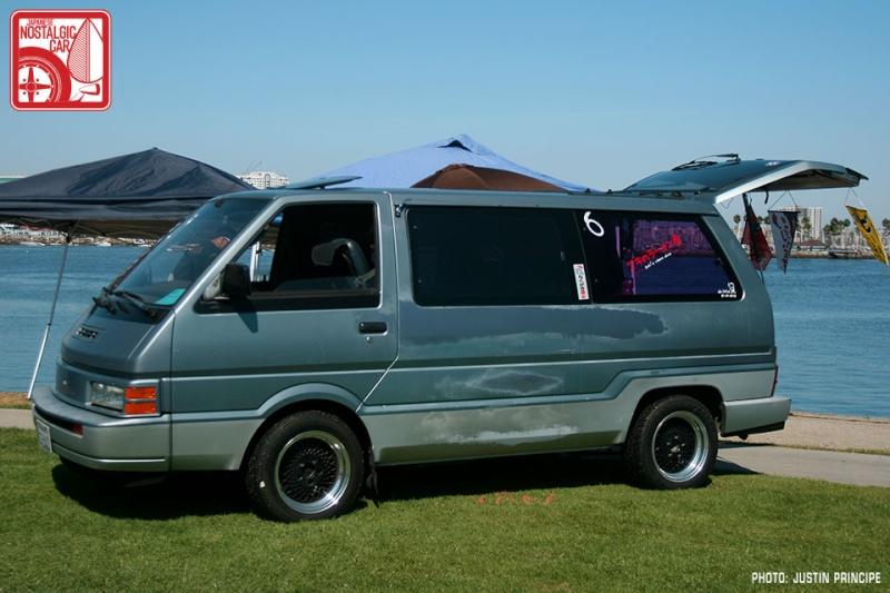 Les Vans Japonais 0951-010