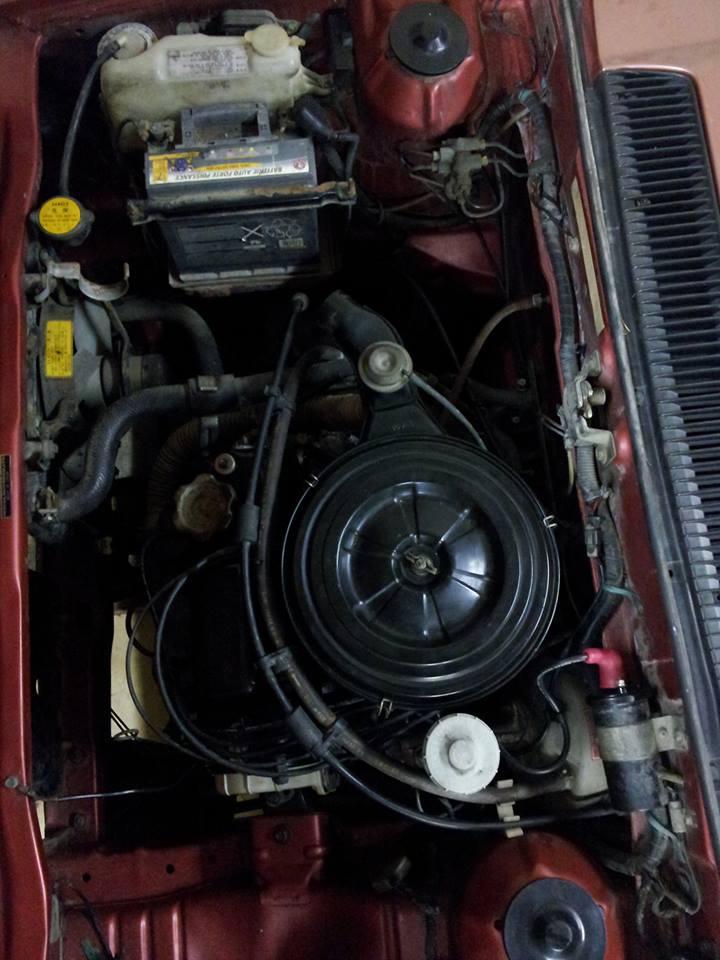 HONDA CIVIC SS552 de 1983 sauvée du broyeur - Page 6 13761410