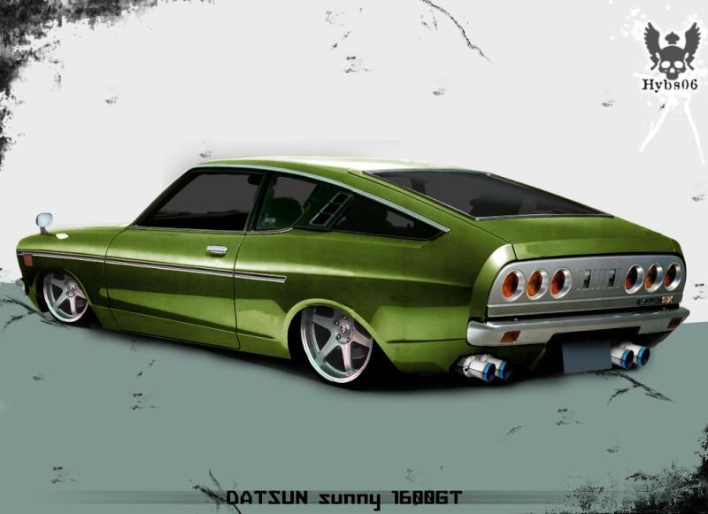 Photos galerie DATSUN 120Y LB210 Datsun11