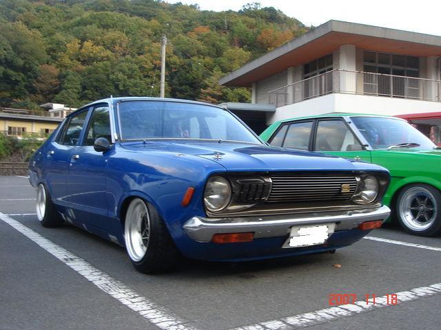Photos galerie DATSUN 120Y LB210 Datsun13