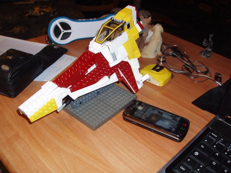 [LEGO] Moc Icaras version LEGO ( wipeout HD sur ps3). P8060210