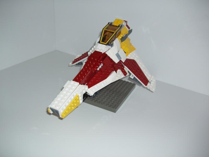 [LEGO] Moc Icaras version LEGO ( wipeout HD sur ps3). P8070211