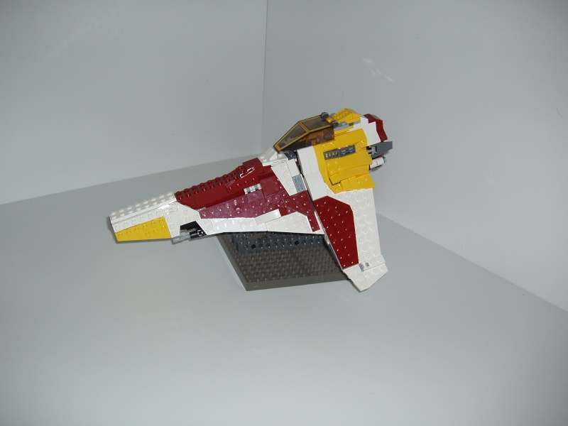 [LEGO] Moc Icaras version LEGO ( wipeout HD sur ps3). P8070212