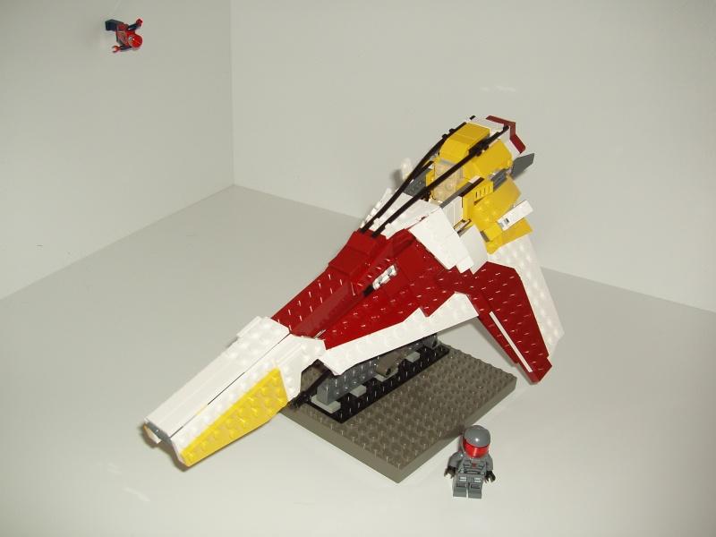 [LEGO] Moc Icaras version LEGO ( wipeout HD sur ps3). P8080310