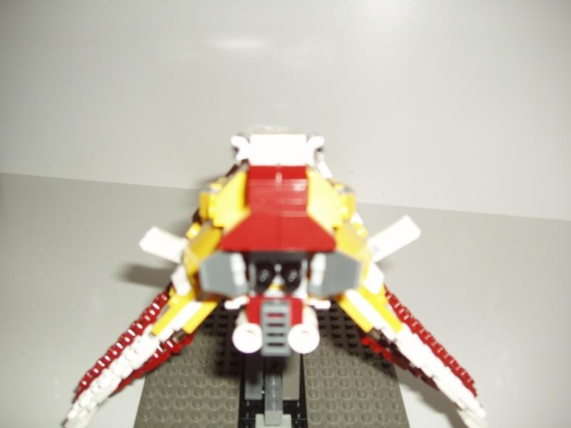 [LEGO] Moc Icaras version LEGO ( wipeout HD sur ps3). P8080313