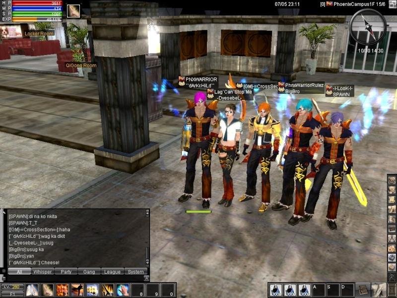 Memories!!Demon Ran First Server 210